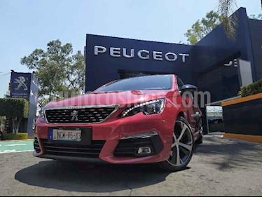 Peugeot 308 5p GT L4/1.6/T Man Nav usado (2018) color Rojo precio $345,000