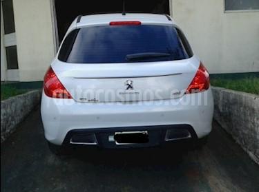 Peugeot 308 Sport 2014/5 usado (2014) color Blanco Banquise precio $480.000