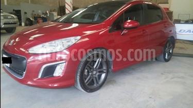 Foto venta Auto Usado Peugeot 308 Sport (2013) color Rojo precio $11.111