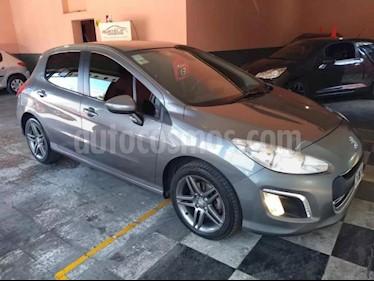 Foto venta Auto usado Peugeot 308 Sport (2013) color Gris Oscuro precio $369.900