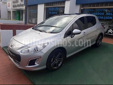 Foto venta Auto usado Peugeot 308 Sport (2014) color Gris Claro precio $485.000