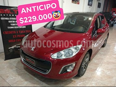 foto Peugeot 308 Sport usado (2014) color Rojo precio $229.000