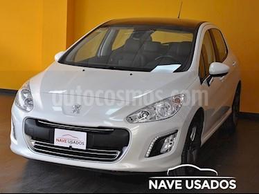 Peugeot 308 Sport usado (2015) color Blanco precio $687.700