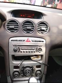 Peugeot 308 Turbo Tiptronic usado (2009) color Gris precio $85,000