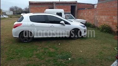 Peugeot 308S GTi 1.6 Turbo usado (2013) color Blanco precio $520.000