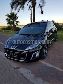 Peugeot 308S GTi 1.6 Turbo usado (2012) color Negro precio $470.000