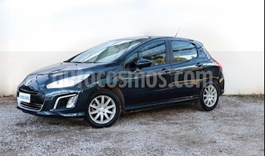 Foto venta Auto usado Peugeot 308S GTi 1.6 Turbo (2015) color Azul precio $435.000