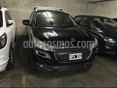Foto venta Auto usado Peugeot 4008 Allure CVT (2013) color Negro precio $590.000
