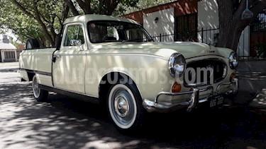 Peugeot 404 Coupe usado (1968) color Blanco precio $4.500