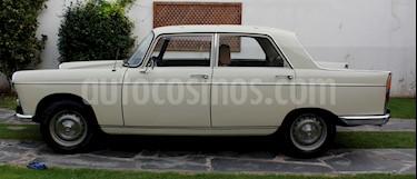 Peugeot 404 Sedan usado (1977) color Blanco precio $398.000