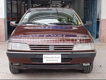 Peugeot 405 SRi usado (1994) color Rojo precio $148.000