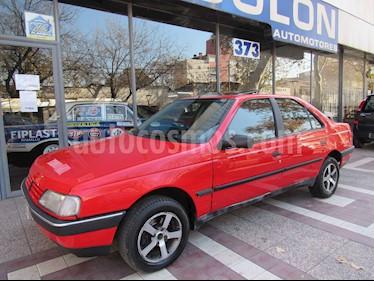 Peugeot 405 GLD usado (1995) color Rojo precio $199.800