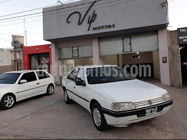 foto Peugeot 405 GL usado (1997) color Blanco precio $120.000