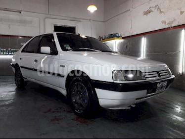 Foto venta Auto usado Peugeot 405 GL Full (1998) color Blanco precio $85.000