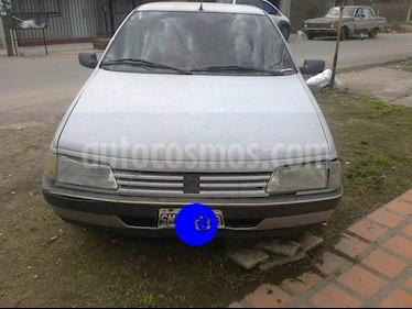 foto Peugeot 405 GL usado (1993) color Gris precio $55.000