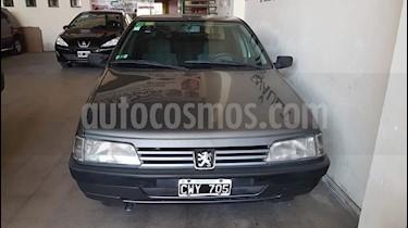 Foto venta Auto usado Peugeot 405 Signature TD (1999) color Gris Oscuro precio $110.000
