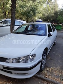 Peugeot 406 Sedan Executive 1.8L Aut  usado (2004) color Blanco precio $2.300.000