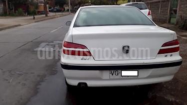 Peugeot 406 Sedan ST 1.8L Aut  usado (2002) color Blanco precio $2.200.000