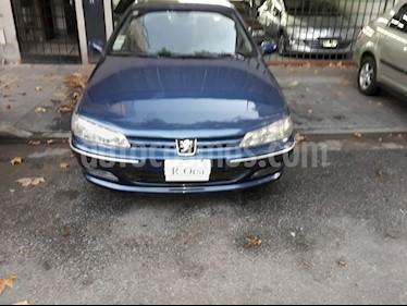 Foto venta Auto usado Peugeot 406 - (1999) color Azul precio $110.000