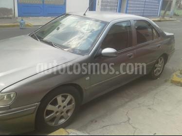 Foto venta Auto usado Peugeot 406 ST 2.0 Aut (2004) color Gris precio $24,500