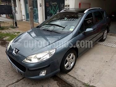 Foto venta Auto Usado Peugeot 407 SW Executive HDi (2007) color Gris precio $210.000