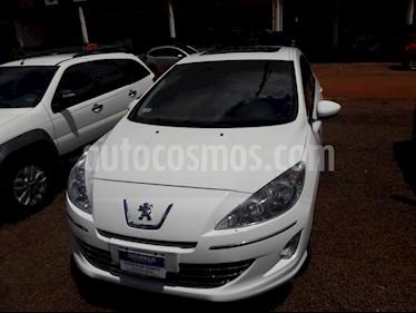 Foto venta Auto Usado Peugeot 408 - (2012) color Blanco precio $305.000