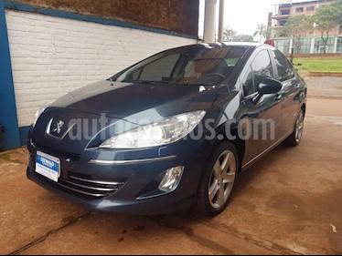Foto venta Auto usado Peugeot 408 - (2014) color Azul precio $620.000