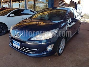 Foto venta Auto usado Peugeot 408 - (2015) color Azul precio $485.000