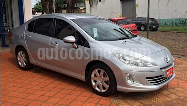 Foto venta Auto usado Peugeot 408 - (2014) color Gris Plata  precio $385.000