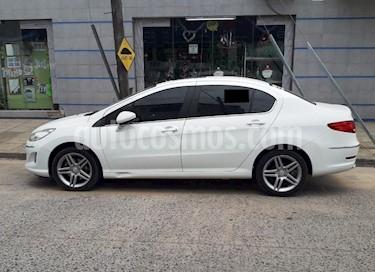 Foto venta Auto usado Peugeot 408 Active (2012) color Blanco precio $360.000