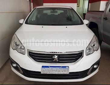 Foto venta Auto usado Peugeot 408 Active (2017) color Blanco precio $495.000