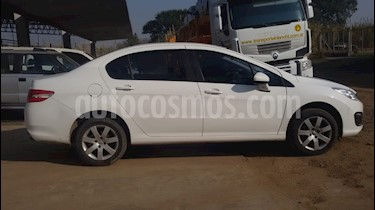 Foto venta Auto usado Peugeot 408 Active (2018) color Blanco precio $660.000
