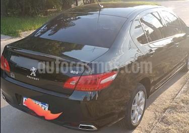Foto venta Auto usado Peugeot 408 Allure 1.6 (2017) color Negro precio $540.000