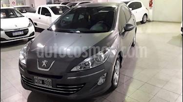 Foto venta Auto usado Peugeot 408 Allure 2014/15 (2013) color Gris Oscuro precio $420.000