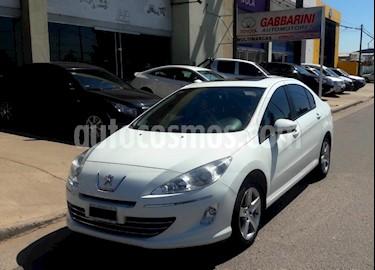 Foto venta Auto usado Peugeot 408 Allure Aut NAV (2012) color Blanco precio $350.000