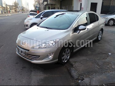 Foto venta Auto usado Peugeot 408 Allure Aut NAV (2011) color Gris Claro precio $279.000