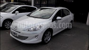 Foto venta Auto usado Peugeot 408 Allure+ Aut NAV (2015) color Blanco precio $455.000