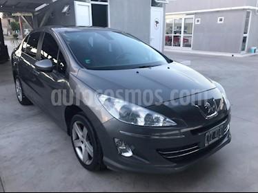 Foto venta Auto usado Peugeot 408 Allure Aut NAV (2012) color Gris Oscuro precio $316.000