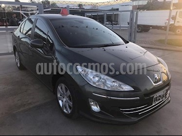 Foto venta Auto usado Peugeot 408 Allure Aut NAV (2012) color Gris Oscuro precio $349.000