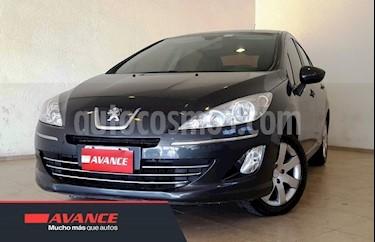 Foto venta Auto usado Peugeot 408 Allure Aut NAV (2012) color Gris Oscuro precio $305.000