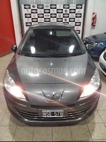 Peugeot 408 Allure Aut usado (2014) color Gris Oscuro precio $520.000