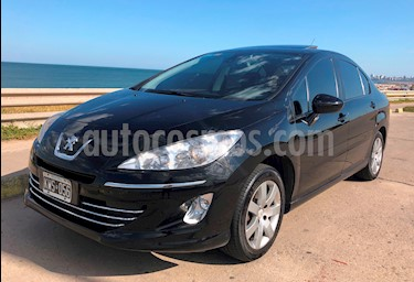 Foto venta Auto usado Peugeot 408 Allure+ Aut (2012) color Negro Perla precio $330.000