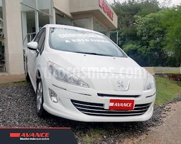 Foto venta Auto usado Peugeot 408 Allure Aut (2014) color Blanco precio $367.000