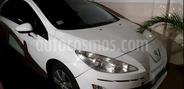 Foto venta Auto Usado Peugeot 408 Allure Aut (2011) color Blanco precio $250.000