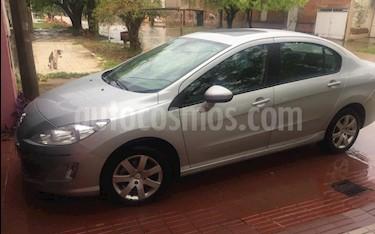 Foto venta Auto usado Peugeot 408 Allure+ Aut (2012) color Gris precio $328.000