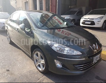 Peugeot 408 Allure HDi NAV usado (2013) color Gris Oscuro precio $520.000
