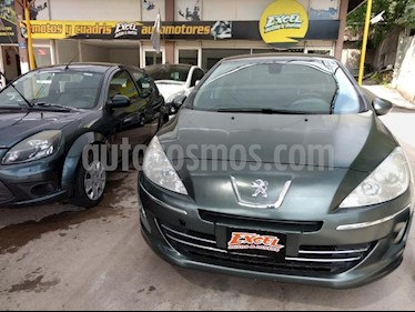 Foto venta Auto usado Peugeot 408 Allure HDi NAV (2012) color Verde Oscuro precio $365.000