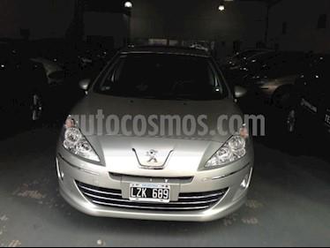 Foto venta Auto usado Peugeot 408 Allure HDi NAV (2012) color Marron precio $355.000