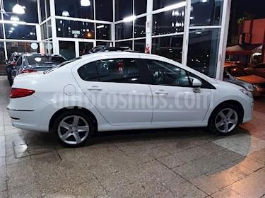 Foto venta Auto usado Peugeot 408 Allure HDi NAV (2013) color Blanco precio $440.000