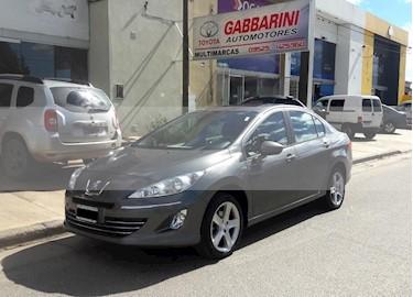 Foto venta Auto usado Peugeot 408 Allure HDi NAV (2012) color Gris Oscuro precio $395.000
